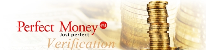 jual akun perfectmoney verified
